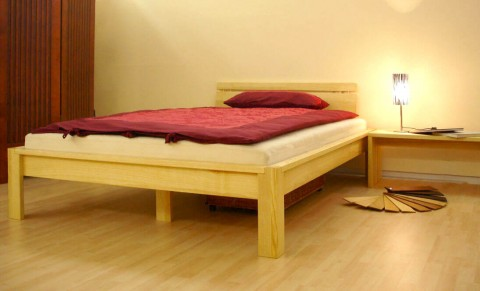 japanisches Bett, 140x200 cm